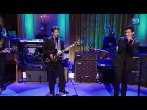 Jonas Brothers 'Drive My Car'  Sir Paul McCartney Tribute mp3