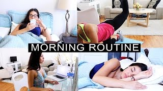 MY MORNING ROUTINE ❤ | Eman