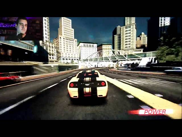 Ridge Racer Unbounded hands-on part 3 of 3