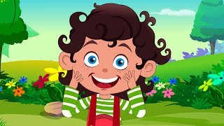 Chubby Cheeks Dimple Chin | Nursery Rhymes For Children | Cartoon Videos For Toddlers by Kids Tv thumbnail