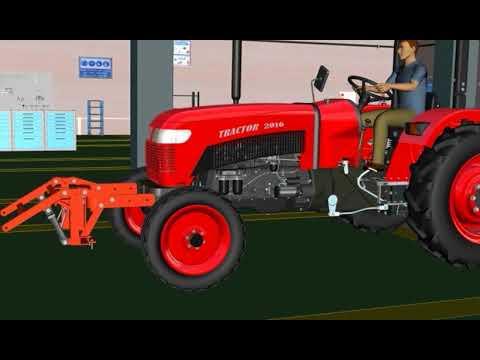 Repair Of Harvesting And Threshing Equipment