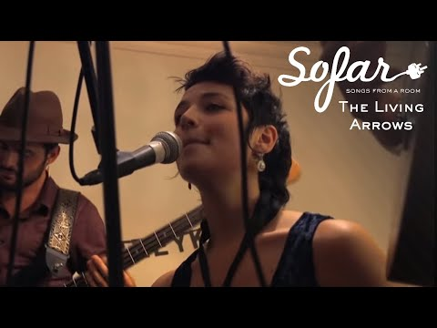 The Living Arrows - Dawn of the Rose | Sofar Reykjavík