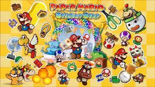Paper Mario: Sticker Star Soundtrack