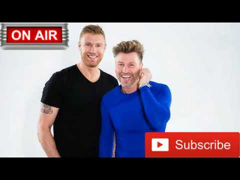 Flintoff, Savage and the Ping Pong Guy - Dec - 24 - 2017