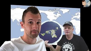 Mark Sargent's Flat Earth Clue Destroyed!!