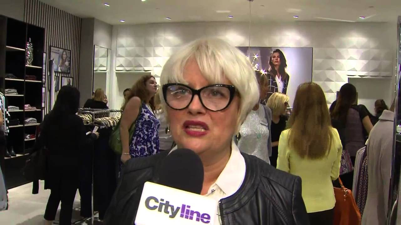 Lynn Spence showcases the latest fall fashions at Gerry Weber - YouTube 2f868f53d