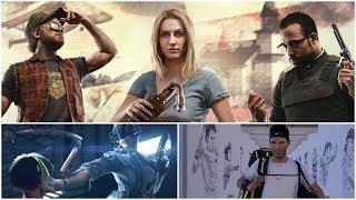 В Far Cry 5 будет 65 NPC | Игровые новости