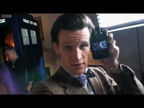 Doctor Who Confidential : Season 6 Episode 1 - Matt Smith meets the President
