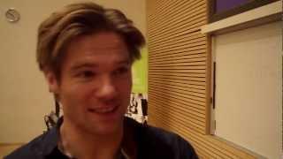 David Owe på besøg hos it-forum: Brænd igennem - fyr op under motivationen