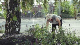 Varvsparken på Lindholmen får nytt liv