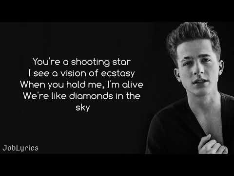 Charlie Puth - Diamonds (Lyrics)