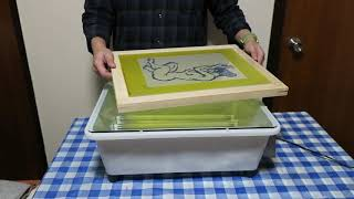 SCREEN PRINTING 2019 - NEW YORK USA
