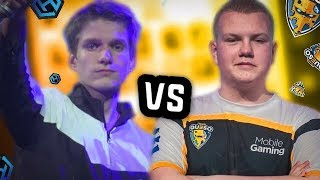 CCGS CHAMPIONS FACEOFF! OXALATE VS SURGICAL GOBLIN! Best Of 5 Games - Clash Royale