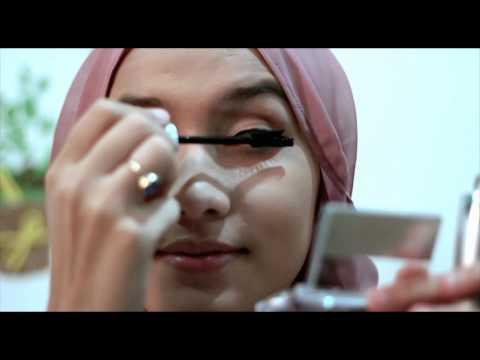 Beautiful Tutorial Make Up And Hijab By Dwi Handayani Wardah