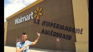 Supermarché Américain [Attention Stéréotypes]