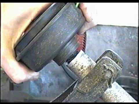 HOW TO Remove Homelite Grass Trimmer Head
