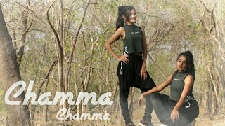 Chamma Chamma | trap mix | Dance Cover | Choreography | Prerna Bihani | Rutuja Najan