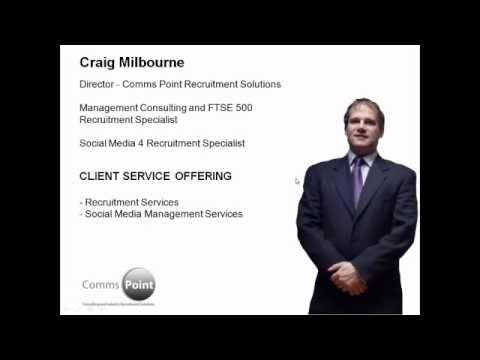 Comms Point Recruitment Solutions   Part 2 of 2   Recruitment & Social Media Services Solution