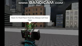 DiC's Sonic Underground - I Found My Home ROBLOX Music Video