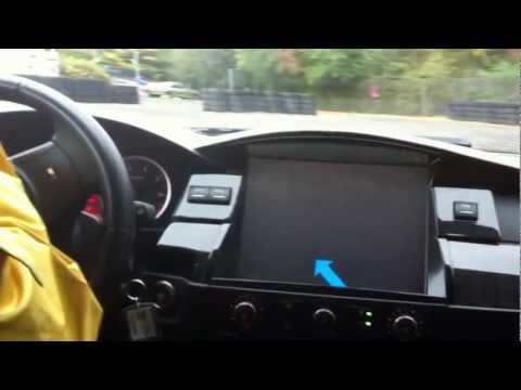 Continental Demo Of Car-to-Infrastructure Communication: Emergency Vehicle