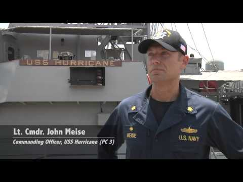 PC Force in 5th Fleet Now at 10 Ships