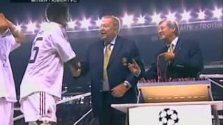 Победный пенальти Андрея Шевченко в Финале ЛЧ-2003