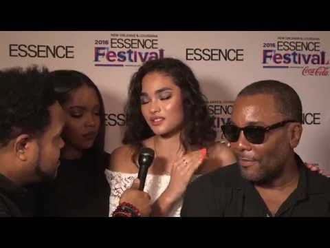 "Jawn Murray interviews Lee Daniels & ""Star"" cast for Essence All Access"