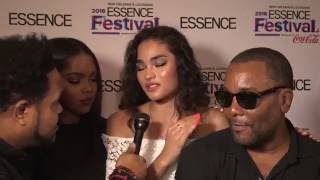 """Jawn Murray interviews Lee Daniels & """"Star"""" cast for Essence All Access"""