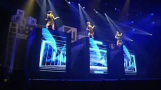 Perfume 'Triangle Tour' Live at Yokohama Arena.