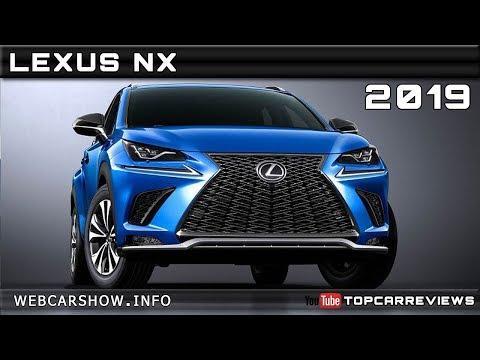 2019 Lexus NX 300 Redesign, Specs, Price >> 2019 Lexus Nx Review Rendered Price Specs Release Date Youtube