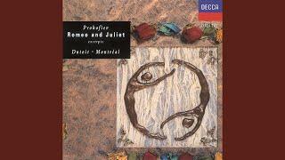 Prokofiev Romeo and Juliet Op 64 Act 4 51