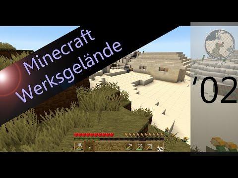 ѳ Minecraft Werksgelände #02 ѳ Und am Anfang ist immer das Mining (mit Chad, Ben & Pio)