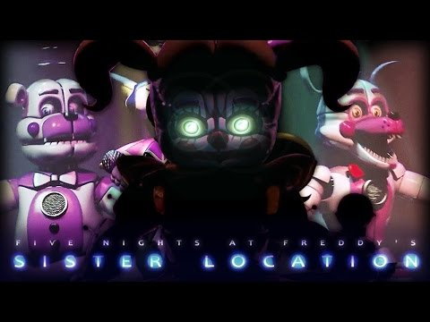 FIVE NIGHTS AT FREDDYS: SISTER LOCATION (Trailer Oficial)