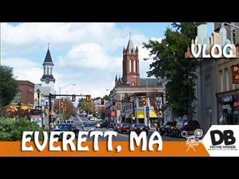 Porque eu escolhi a cidade de Everett em MA - Db In The USA #544