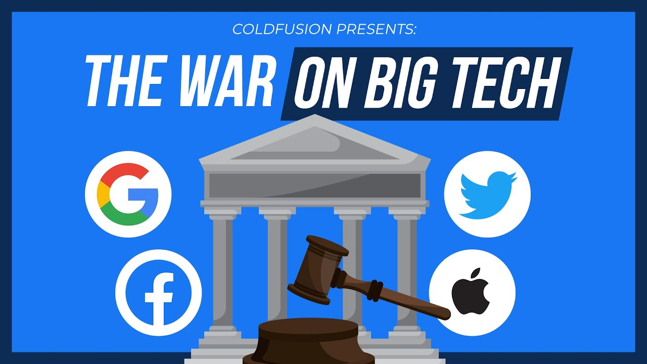 The War on Big Tech - Everything is About to Change - YouTube