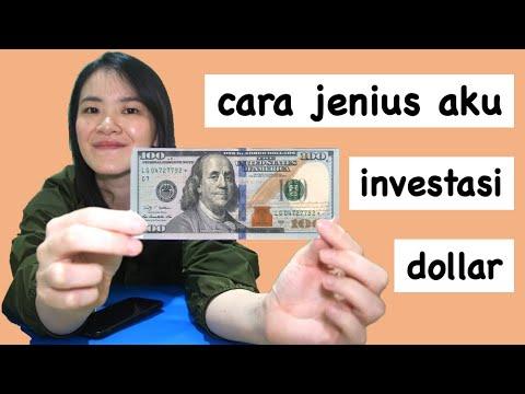Cara Jenius Aku Investasi Dollar Youtube