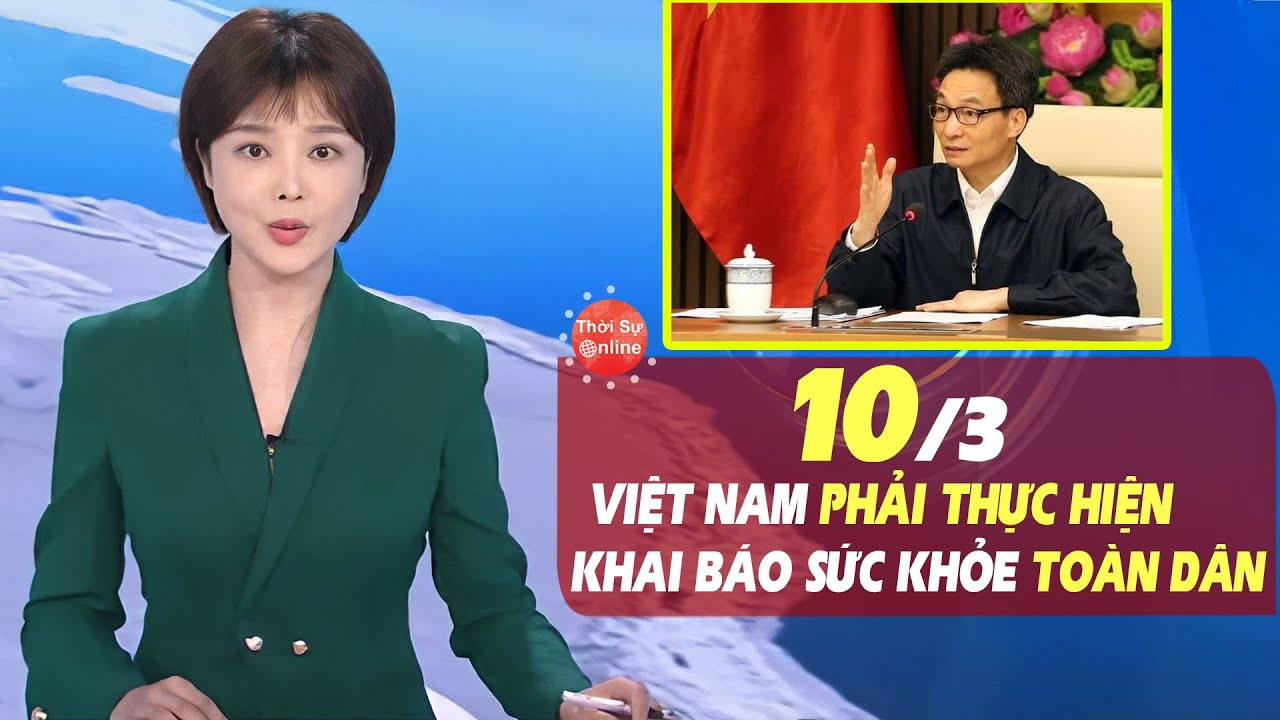 Việt Nam thực hiện khai báo sức khỏe toàn dân