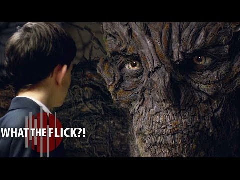 A Monster Calls - Official Movie Review streaming vf