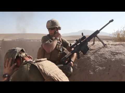 U S  Marines In Sangin, Afghanistan