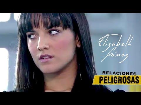 Ana Lorena Sánchez en 'Relaciones Peligrosas': ELIZABETH GÓMEZ