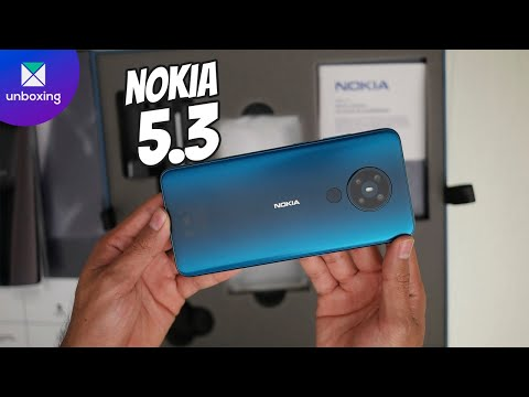 Nokia 5.3 | Unboxing en español