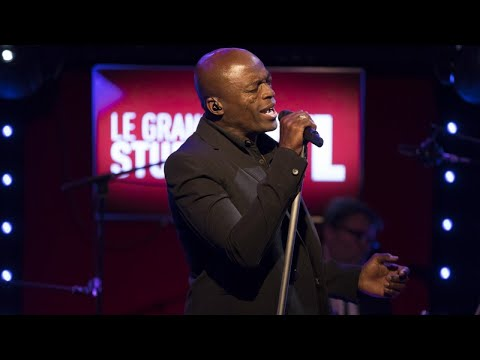 Seal - I Put A Spell On You (LIVE) Le Grand Studio RTL