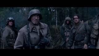 Рядового Нормана заставляют застрелить немецкого солдата. Ярость. 2014