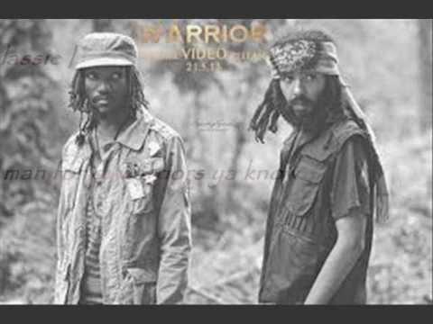 Kabaka Pyramid ft Protoje- Warrior (with lyrics)