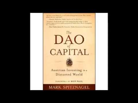The Dao Of Capital audiobook by Mark Spitznagel, Ron Paul
