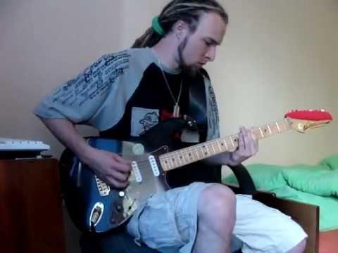 Gojira - Toxic Garbage Island (Guitar Cover)  Mesa Studio Preamp mp3
