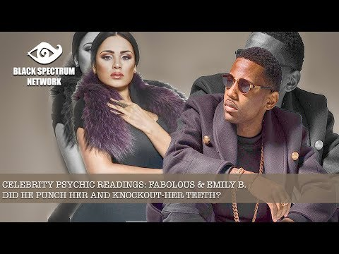 Psychic Reading - Fabolous & Emily B. - Did He Hit Her?