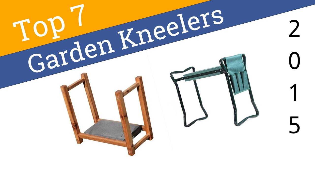 7 Best Garden Kneelers 2015