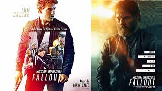 Mission Impossible Fallout, 07, A Terrible Choice, Soundtrack, Lorne Balfe