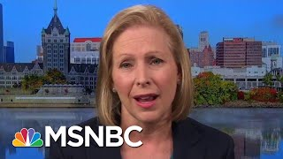 Sen. Gillibrand: Donald Trump Is Making Us Weaker By Being Small-Minded | Velshi & Ruhle | MSNBC